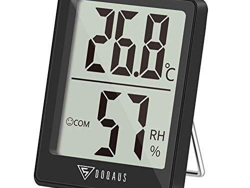 30 Migliori Termometri Per Ambienti Testato e Qualificato