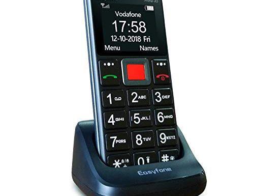 30 Migliori Telefoni Per Anziani Tasti Grandi Testato e Qualificato