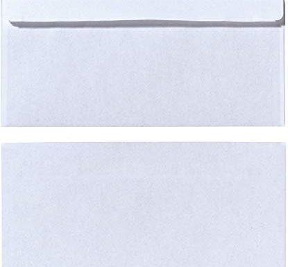 bianche//crema 50 pezzi DIN B6 creme Buste DL /& B6