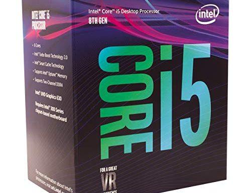 30 Migliori Intel Core I5 8400 Testato e Qualificato
