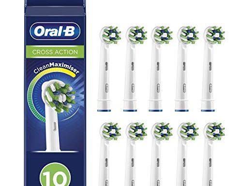 30 Migliori Oral-B Crossaction Testato e Qualificato