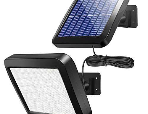 30 Migliori Faretto Solare Con Sensore Di Movimento Testato e Qualificato