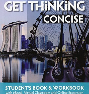 30 Migliori Get Thinking Concise Testato e Qualificato