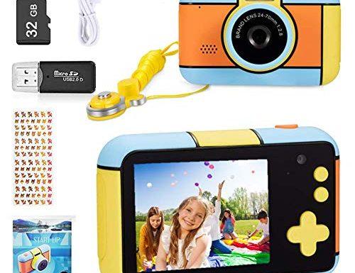 30 Migliori Fotocamera Digitale Bambini Testato e Qualificato