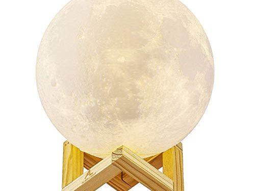 30 Migliori Lampada Luna 3D Testato e Qualificato