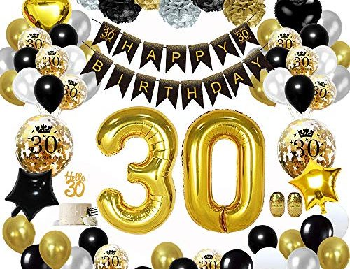 30 Migliori 30 Anni Compleanno Testato e Qualificato